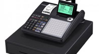 Casio SEC450 Cash Register