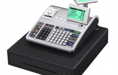 CASIO-SES3000-Cash-Register