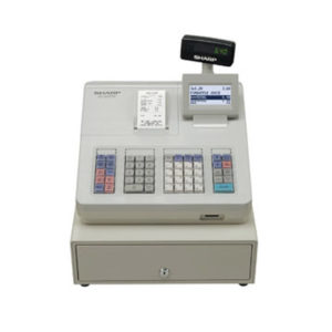 Sharp-XEA207W-Cash-Register