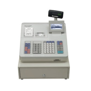 Sharp-XEA307W-Cash-Register