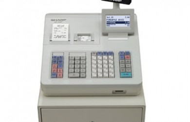 Sharp-XEA307W-Cash-Register