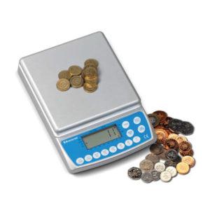 Salter cc804 coin scale