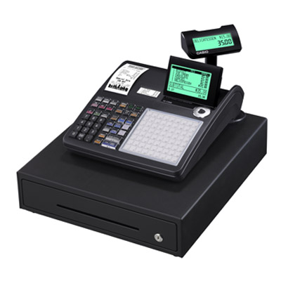 Casio C3500 Cash Tills Direct