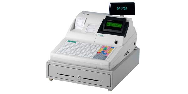 Sam4s ER5200/5200M