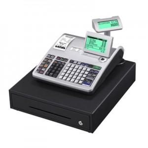 Secure Cash Register