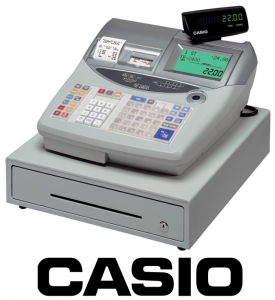 casio cash till